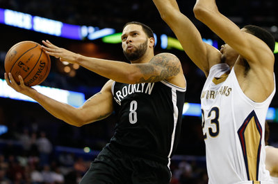 Update: Deron Williams will play vs. Bobcats; Marcus Thornton remains a game-time decision