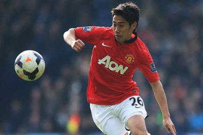 Manchester United vs. Aston Villa, Live coverage: Kagawa in, Carrick benched