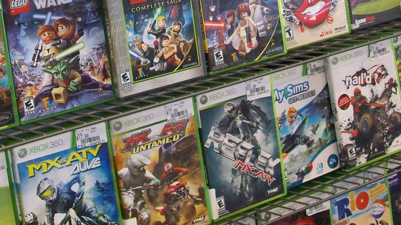 This company will buy any used video game from anyone