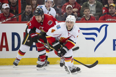 Senators 6, Flames 3: Methot To The Madness