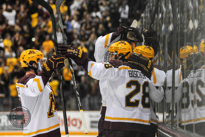 NCAA: Gopher Freshman Justin Kloos Named Most Outstanding Player Of West Regional, Five Gophers On All-Tournament Team