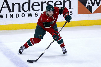 [Wild About Numbers]: Jonathon Blum Has Shown So Far That He Belongs In The NHL