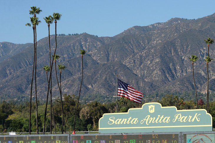 2014 Santa Anita Derby Entries Post Positions Amp Odds