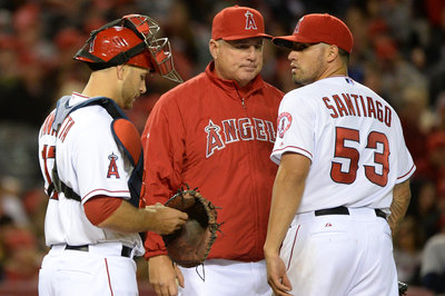 Angels Players Openly Questioning Scioscia - First Domino Falling?