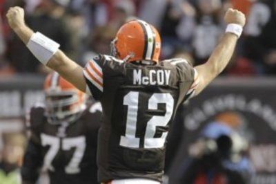 Redskins Sign QB Colt McCoy