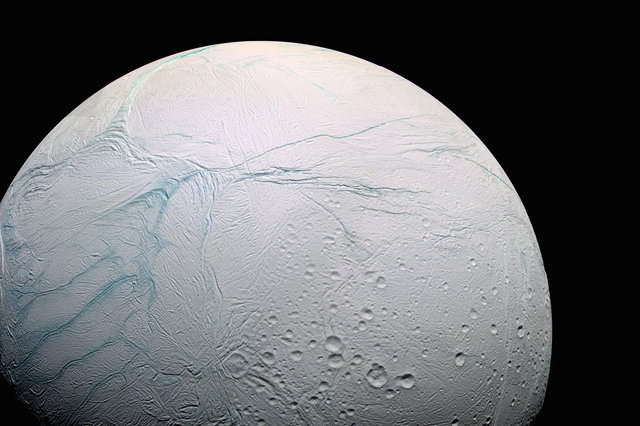 Watery ocean discovered within small moon of Saturn | The ...
