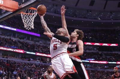 Portland Trail Blazers: Robin Lopez, Thomas Robinson, and the Playoffs