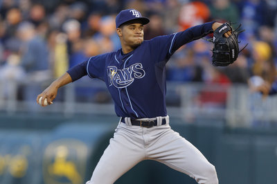 The Rays Tank: Duel in KC, Moore to see Dr. Andrews