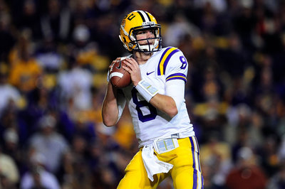 Zach Mettenberger Scouting Report