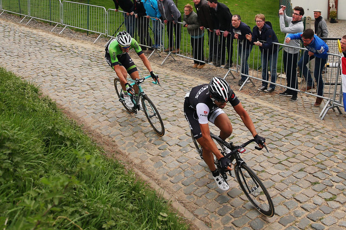 Photo: Muur van Gerardsbergen traditionalists will have to resort to youtube nostalgia to get their fix.
