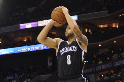 Deron Williams OUT vs. Hawks; Andray Blatche will play