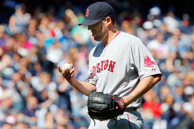 Red Sox 4, Yankees 7: John Lackey serves batting practice, Sox fall