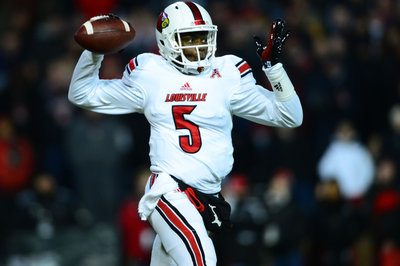 2014 NFL mock draft: QB Teddy Bridgewater to the Jacksonville Jaguars with pick No. 3