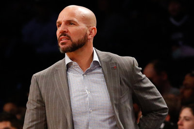 Will Jason Kidd shave his beard for the playoffs??