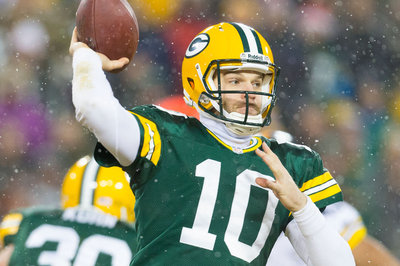 Giants' Free Agency 2014: Matt Flynn staying in Green Bay