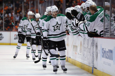 2014 NHL Playoffs: Tyler Seguin Thoughts on Game 1; Brenden Dillon Not At Optional Practice