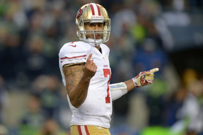 Colin Kaepernick contract negotiations tabled until investigation wraps, according to report