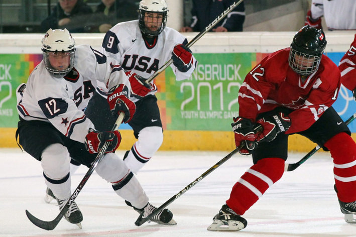 World U18 Championships: Team USA Beats Finland 4-3; Wins Group