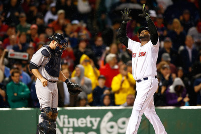 David Ortiz hits AL's longest homer of 2014