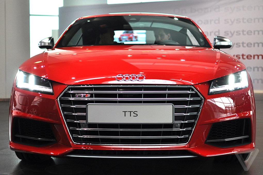 Nvida Tegra Audi 2