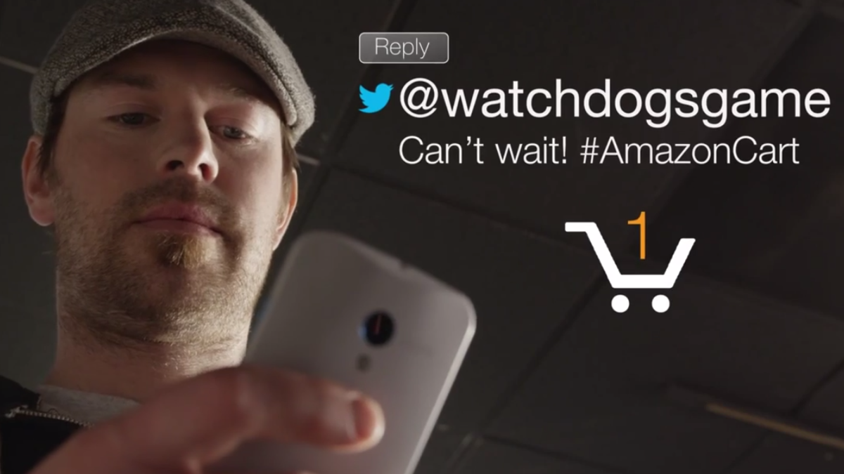 Amazon now lets you shop through Twitter