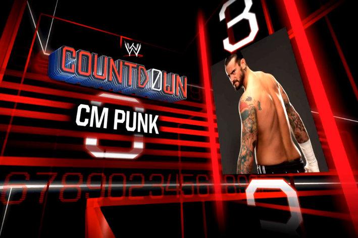#3 Villian - CM Punk