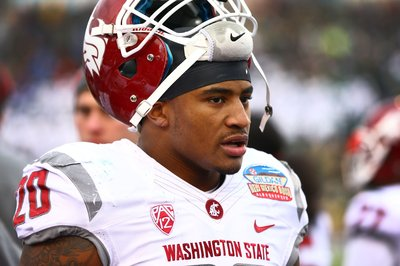 eb4389beadd The All-American safety from Washington State was just waiting to hear his  name called by NFL commissioner Roger Goodell. He didn't have to wait very  long, ...