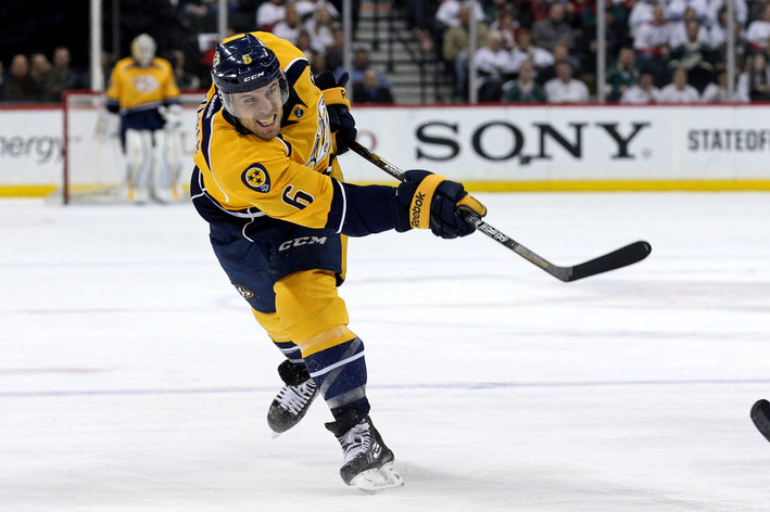 Shea Weber Season Review: Regardless Of Any Postseason Accolades, Weber Is The Predators' MVP