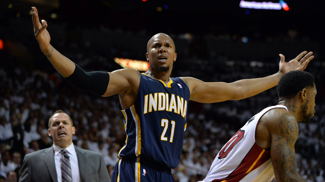 The NBA's bworst team: The 2014 Indiana Pacers