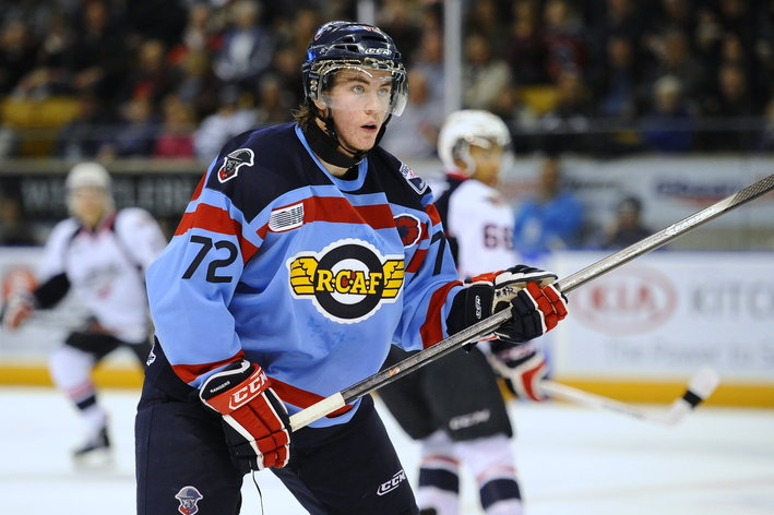 2014 NHL Draft Prospect Profile # 24 - Ryan MacInnis