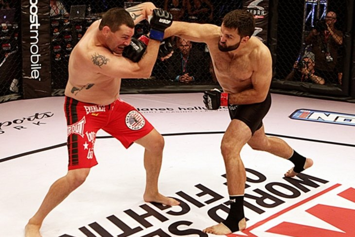 Andrei Arlovski Knockouts Champion Andrei Arlovski