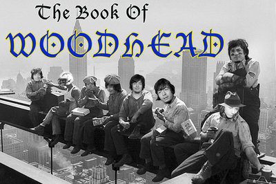 The Book of Woodhead: Volume 3