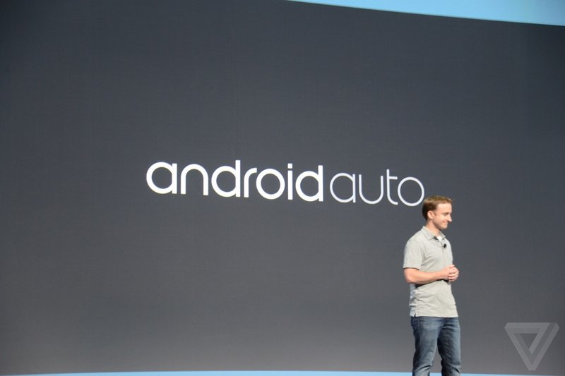 Google is bringing Android to the car with Android Auto