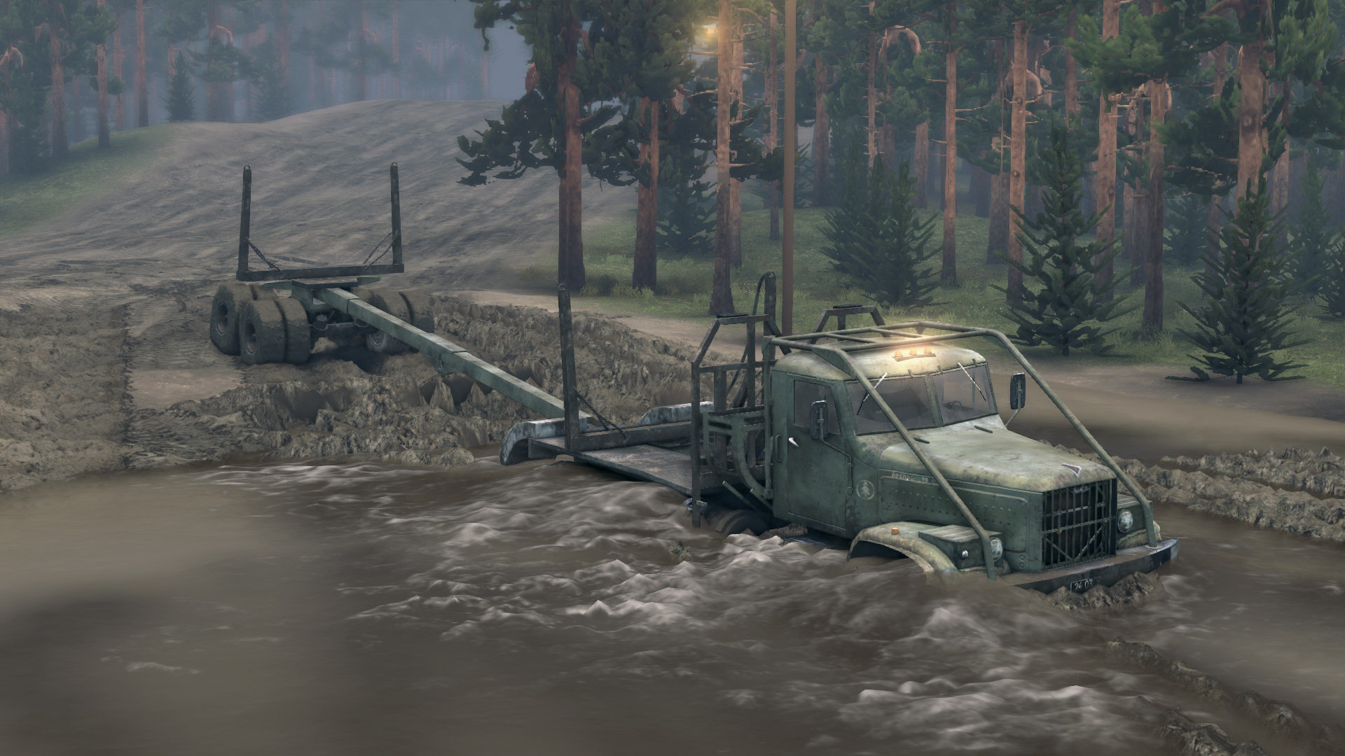 It took 18 days for a game about off-road trucking to sell 100K copies