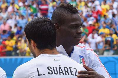 Rumour Mongering: Super Mario to Replace Suarez