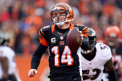Analyzing Andy Dalton's Fantasy Football Value