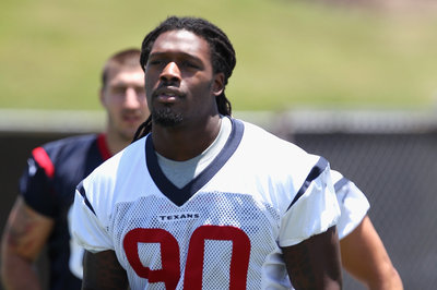 Jadeveon Clowney's Goal For 2014: Sack Andrew Luck