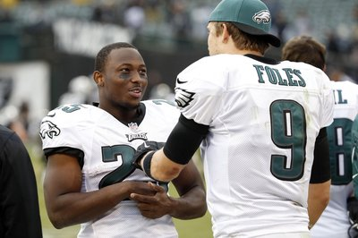 NFL MVP odds feature LeSean McCoy as the top non-QB to win