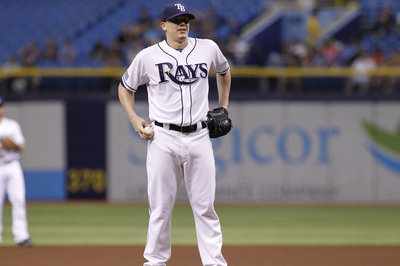 Rays vs. Royals, game 2 recap: Rays win, Jeremy Hellickson himself.