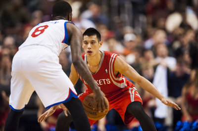 Jeremy Lin trade agreed to by Rockets and Sixers, report says
