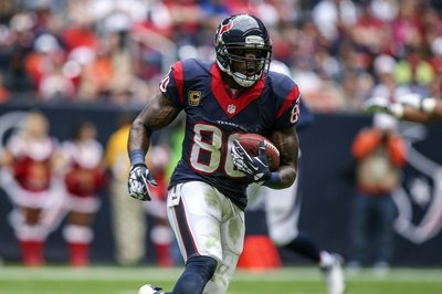 Should the Jets trade for Andre Johnson?