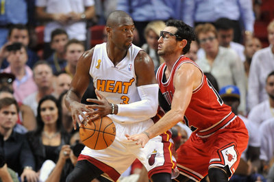 Dwyane Wade and Kirk Hinrich is your new Chicago Bulls backup plan