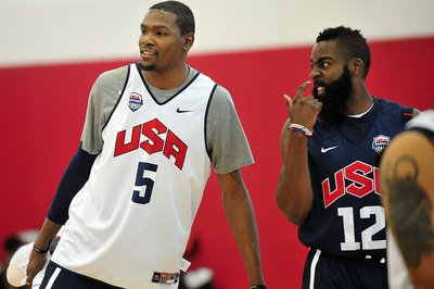 Kevin Durant confirmed for 2016 World Championship
