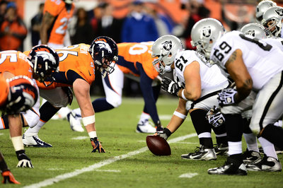 Comparing 2014 Raiders to past decade: Center, guards