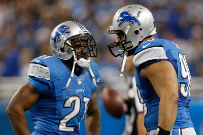 Lions notes: Ndamukong Suh, Reggie Bush, more