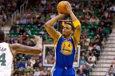 NBA Free Agency 2014: Brandon Rush signs two year deal with Golden State Warriors, makes crack about Utah on his way out