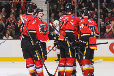Backlund and Brodie highlight upcoming Flames RFAs