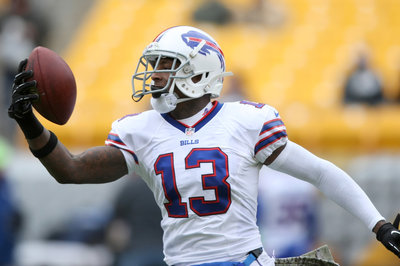 Stevie Johnson cleared to join 49ers training camp practice