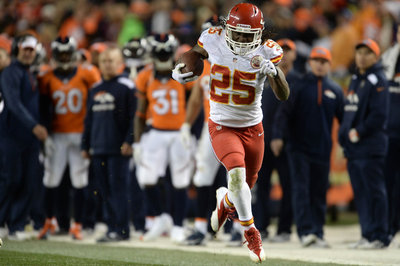 Where Jamaal Charles new contract ranks him with other NFL running backs