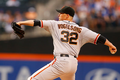 Vogelsong makes quick work of Mets in dominant start.